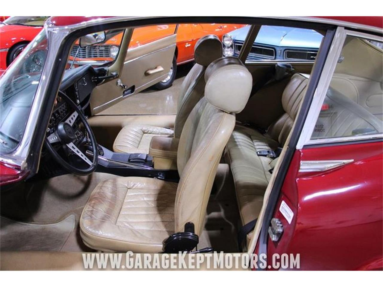 Large Picture of Classic '71 E-Type located in Grand Rapids Michigan - $62,900.00 Offered by Garage Kept Motors - QP0V
