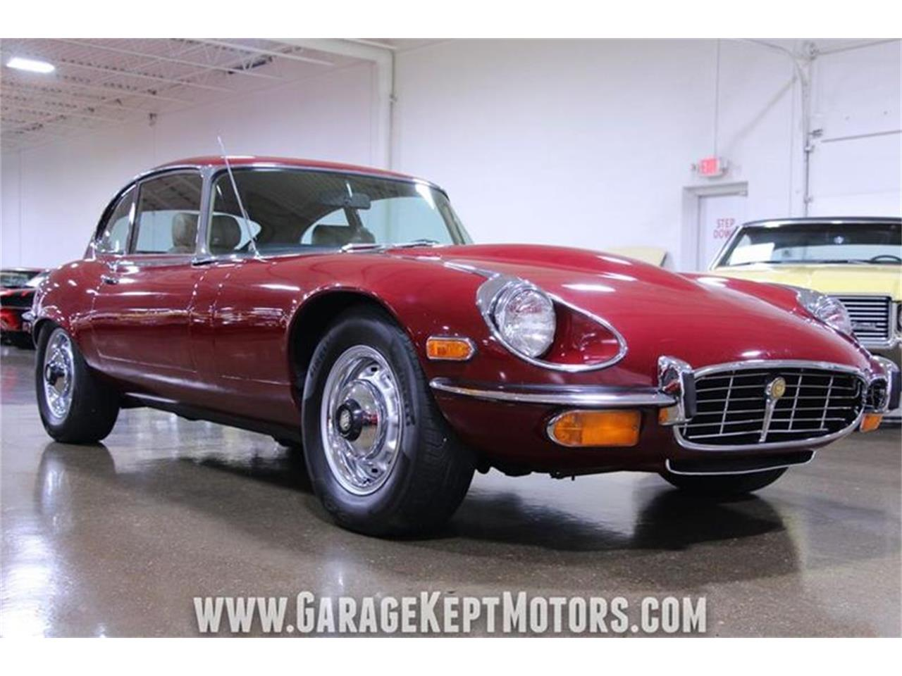 Large Picture of Classic '71 E-Type - $62,900.00 Offered by Garage Kept Motors - QP0V