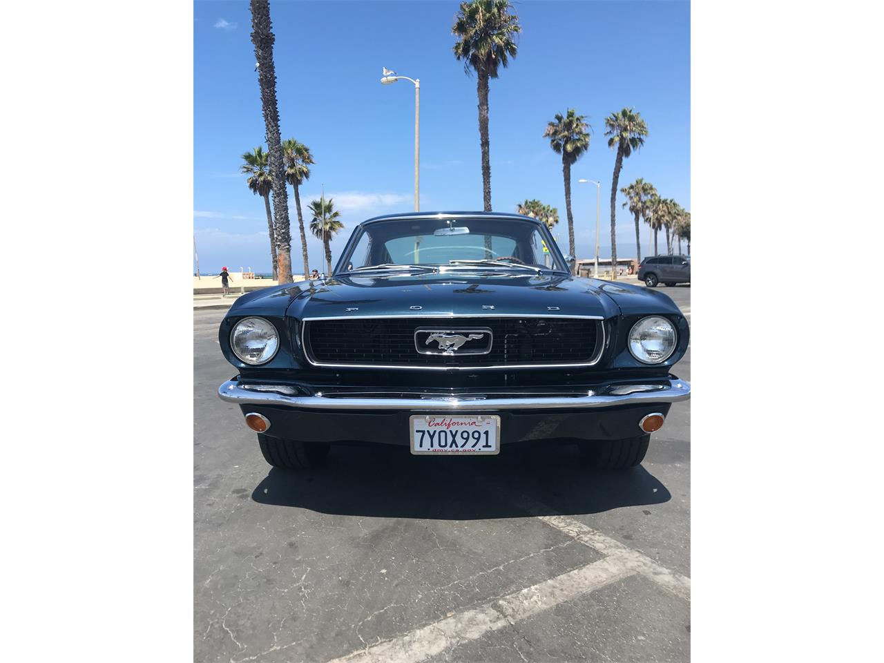 Large Picture of '66 Mustang - QL7P