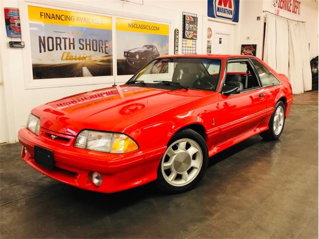 Picture of '93 Mustang - QP1B