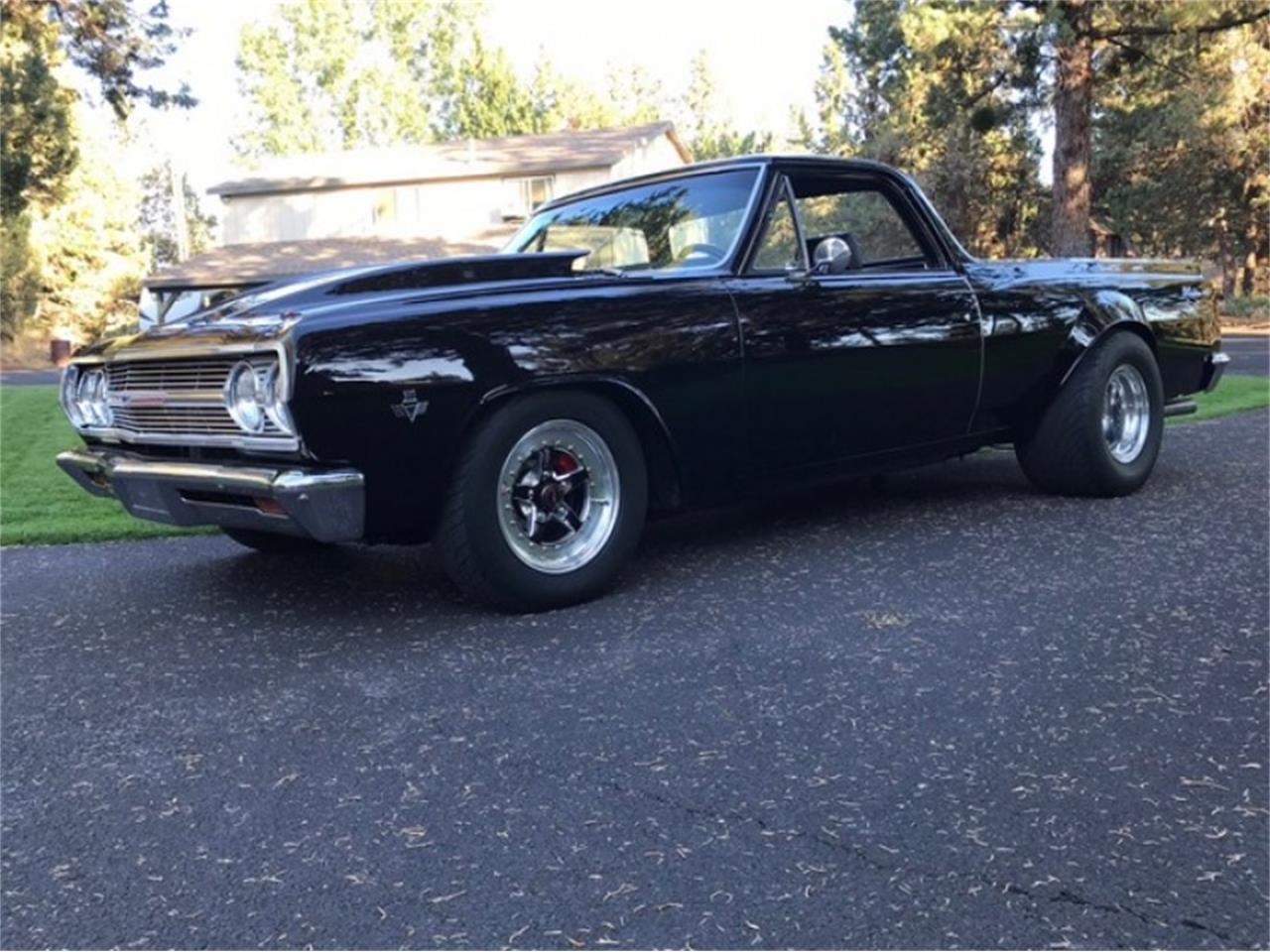Large Picture of '65 Chevrolet El Camino Auction Vehicle Offered by Motorsport Auction Group - QP1D