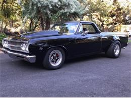 Picture of '65 El Camino Offered by Motorsport Auction Group - QP1D