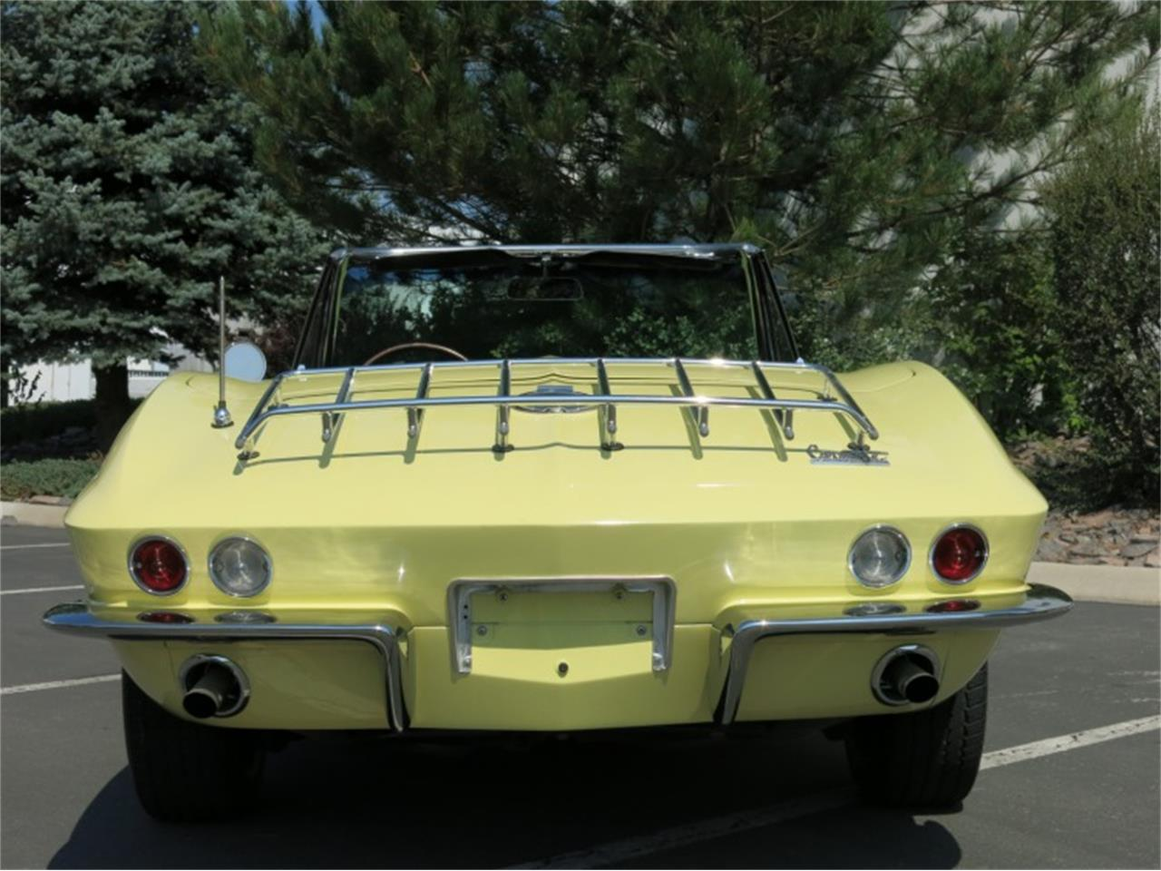 Large Picture of '66 Corvette - QP1G