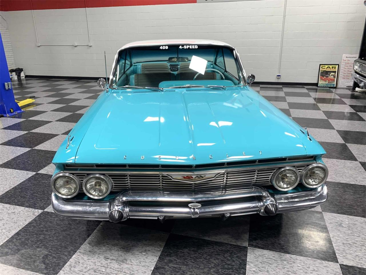 Large Picture of '61 Impala - QP1H