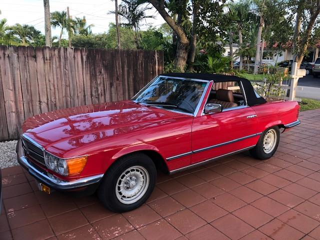 Picture of '85 Mercedes-Benz 280SL located in Florida - $23,000.00 - QL7R