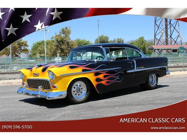 Picture of Classic '55 Chevrolet Bel Air located in La Verne California Offered by  - QP2H