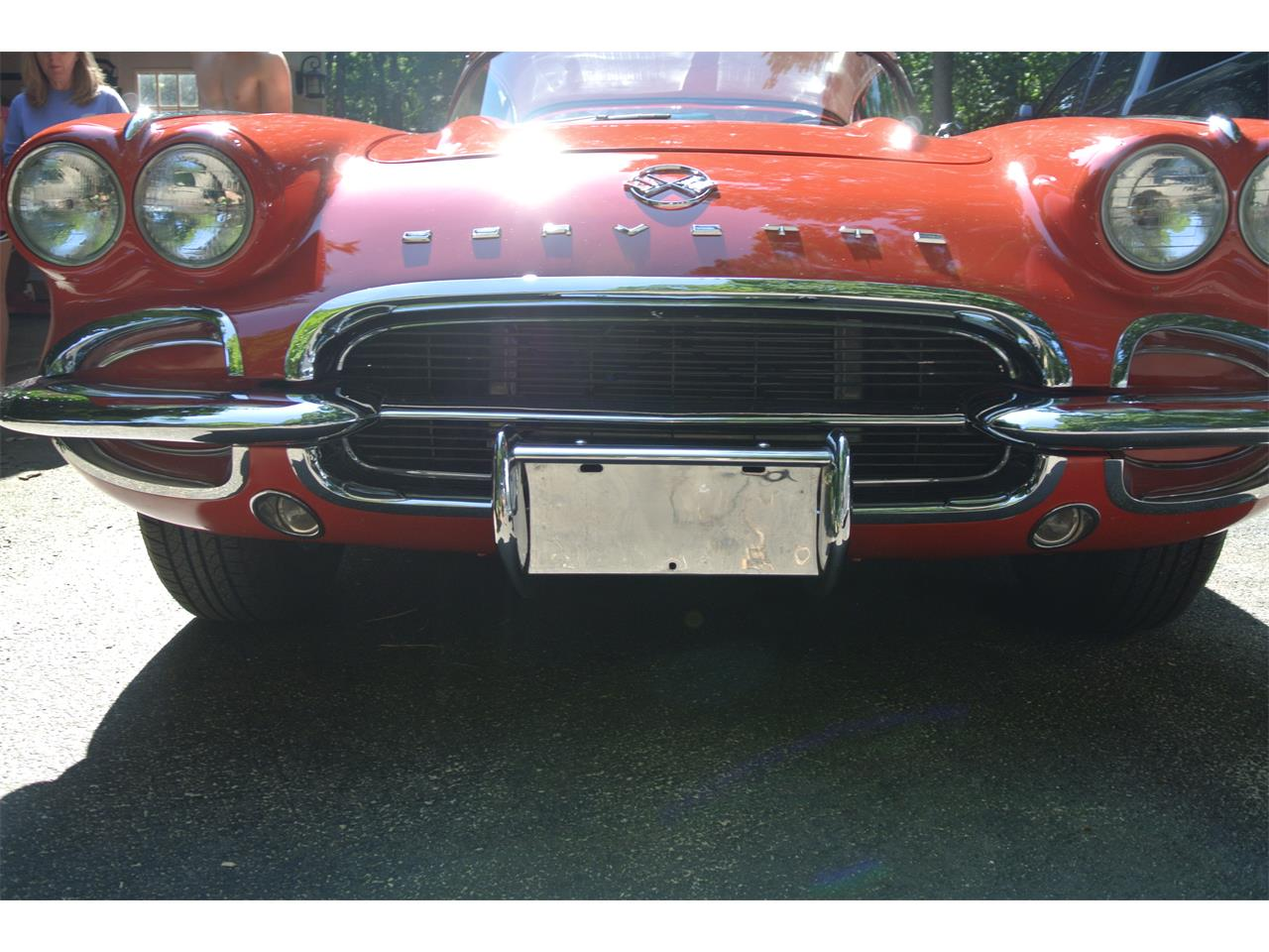 Large Picture of Classic 1962 Corvette located in Virginia - $62,500.00 Offered by a Private Seller - QL7V