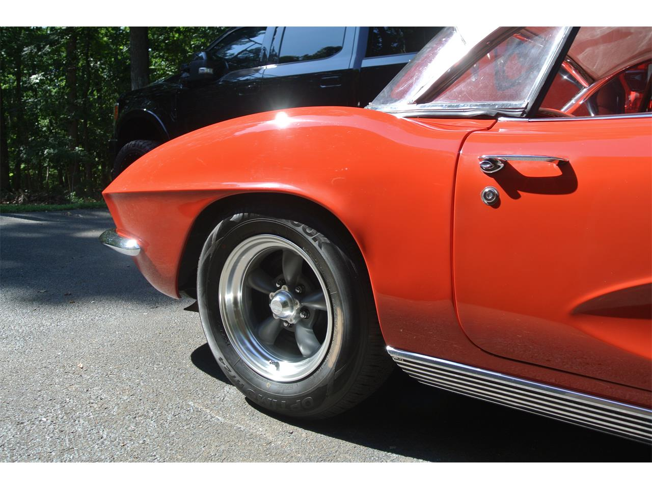 Large Picture of Classic 1962 Chevrolet Corvette located in Virginia Offered by a Private Seller - QL7V