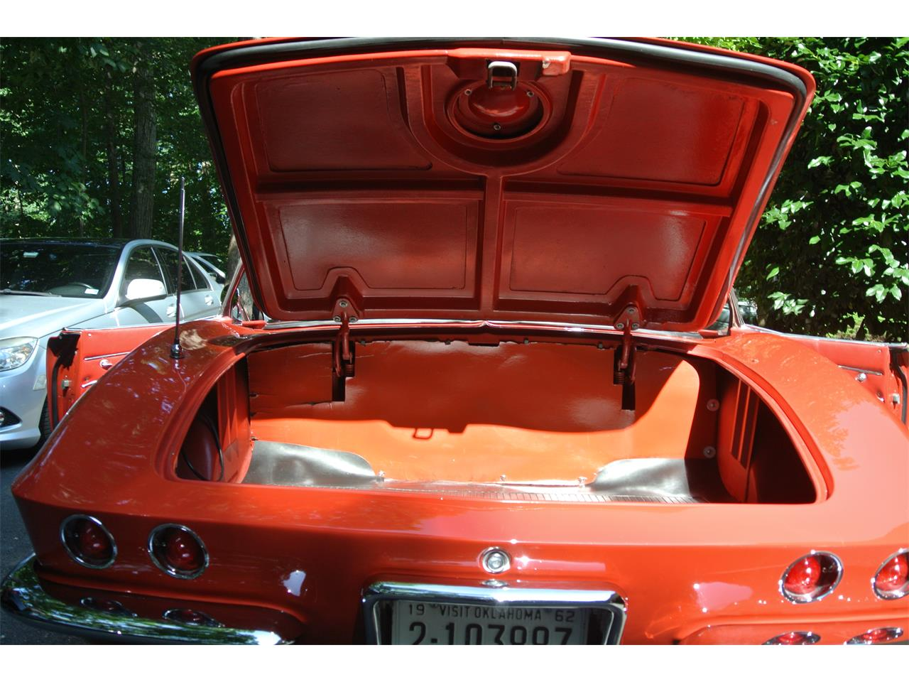 Large Picture of '62 Corvette located in Warrenton Virginia Offered by a Private Seller - QL7V