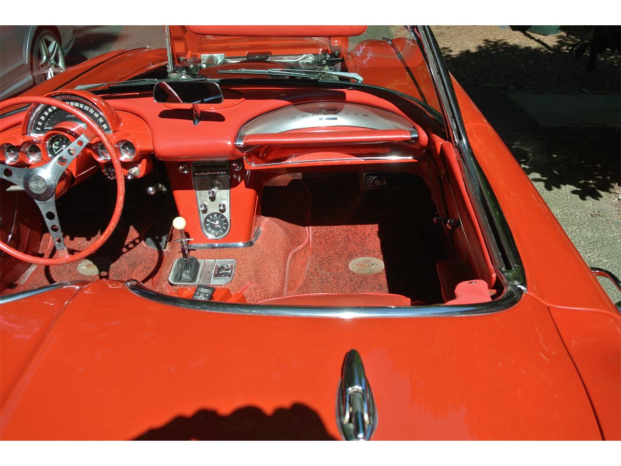 Large Picture of 1962 Corvette located in Warrenton Virginia Offered by a Private Seller - QL7V