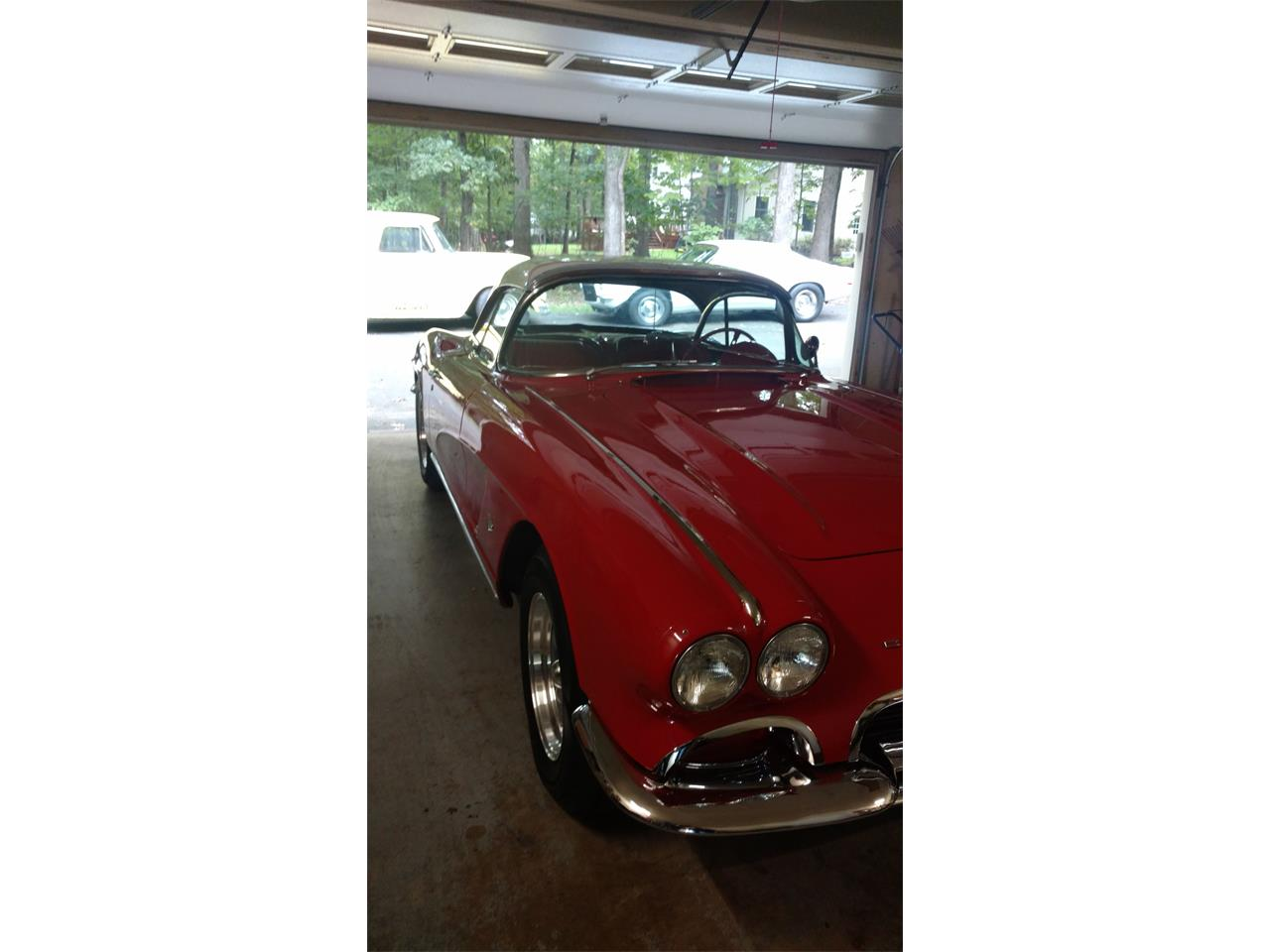 Large Picture of Classic 1962 Corvette located in Warrenton Virginia Offered by a Private Seller - QL7V