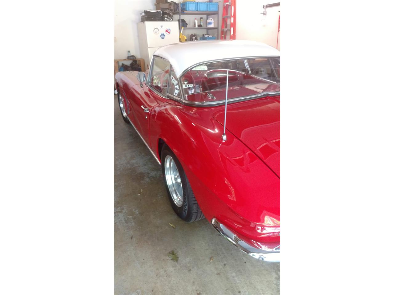 Large Picture of 1962 Corvette located in Warrenton Virginia - $62,500.00 Offered by a Private Seller - QL7V