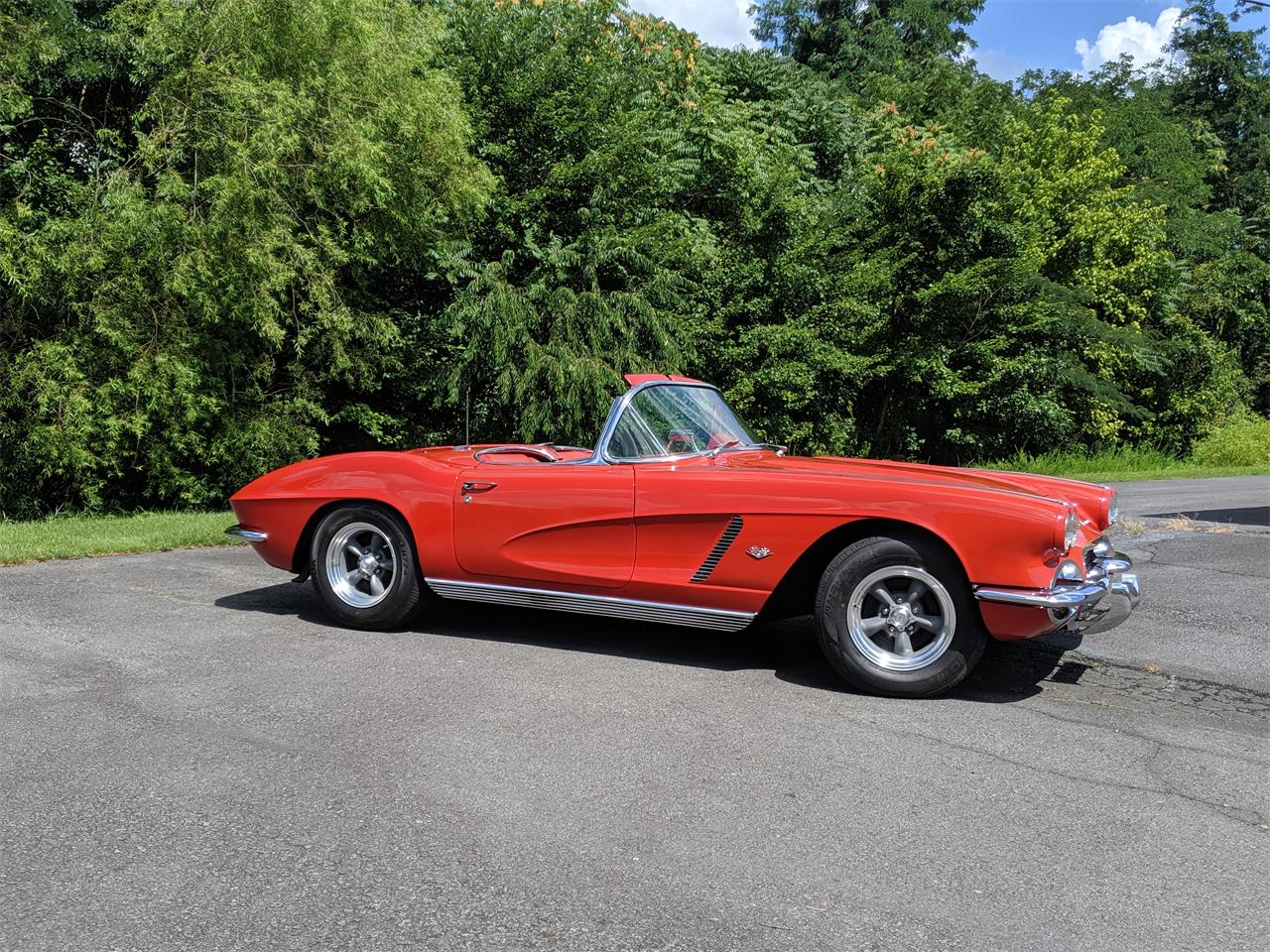 Large Picture of Classic '62 Chevrolet Corvette located in Virginia Offered by a Private Seller - QL7V