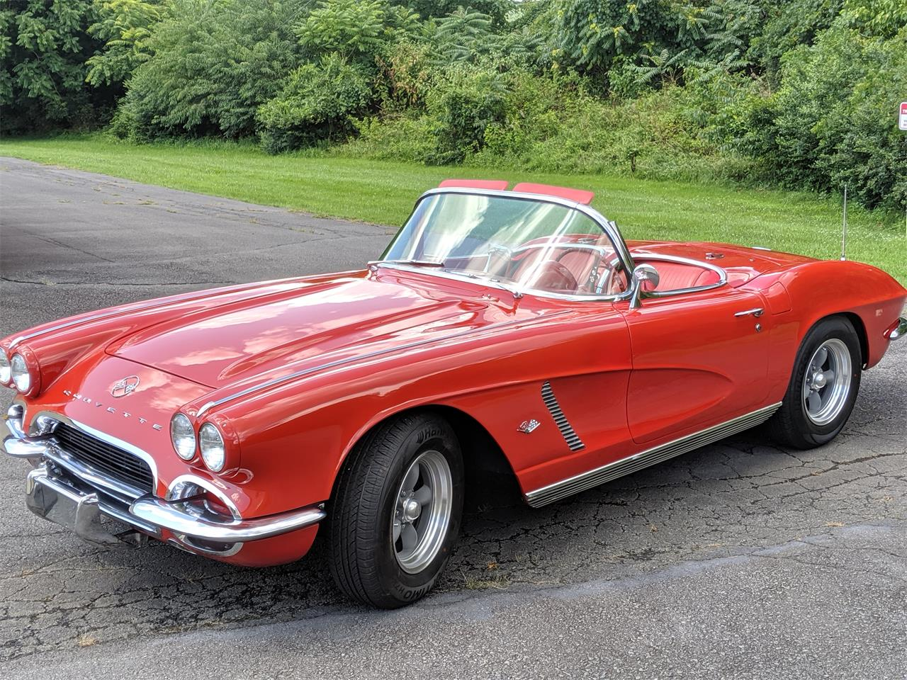 Large Picture of '62 Chevrolet Corvette - $62,500.00 Offered by a Private Seller - QL7V