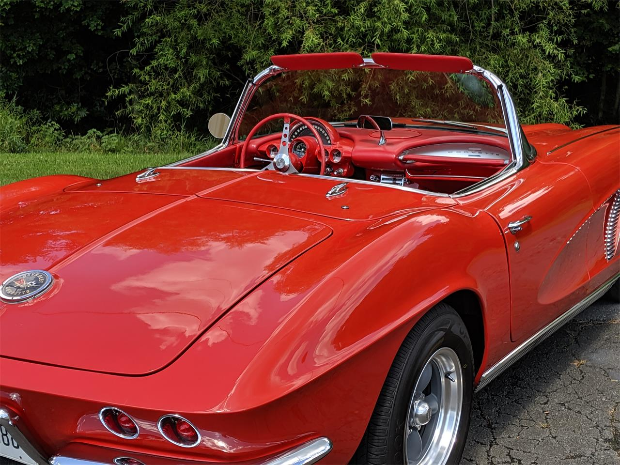 Large Picture of '62 Corvette - $62,500.00 Offered by a Private Seller - QL7V
