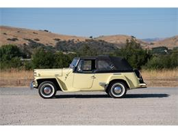 Picture of Classic '49 Jeepster Auction Vehicle Offered by Bring A Trailer - QP2N