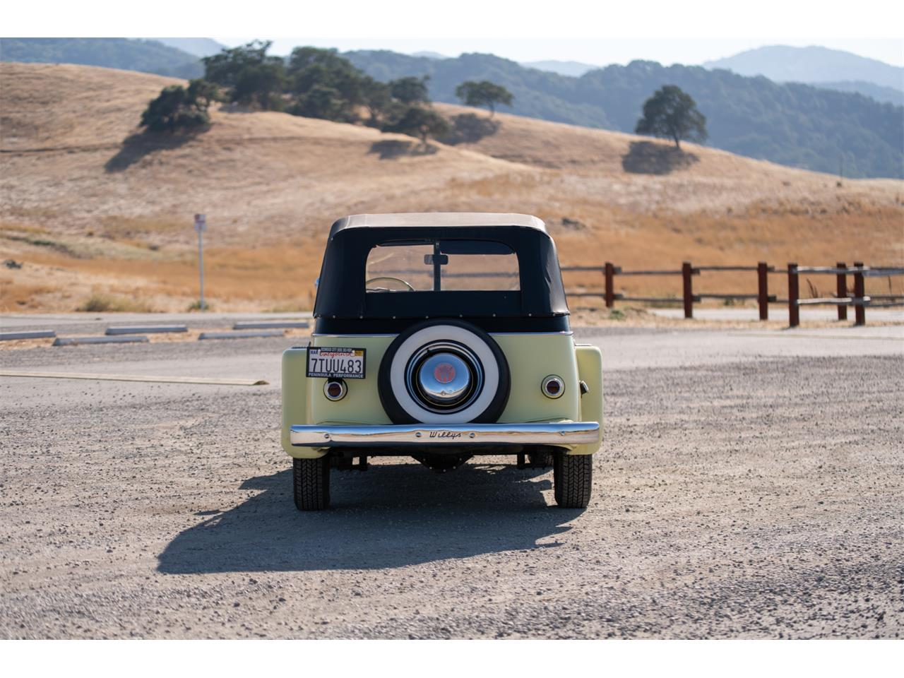 Large Picture of Classic 1949 Willys Jeepster Auction Vehicle - QP2N