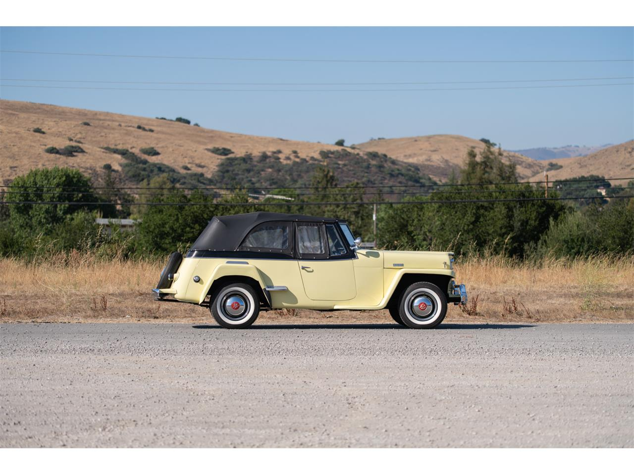 Large Picture of 1949 Jeepster Auction Vehicle - QP2N