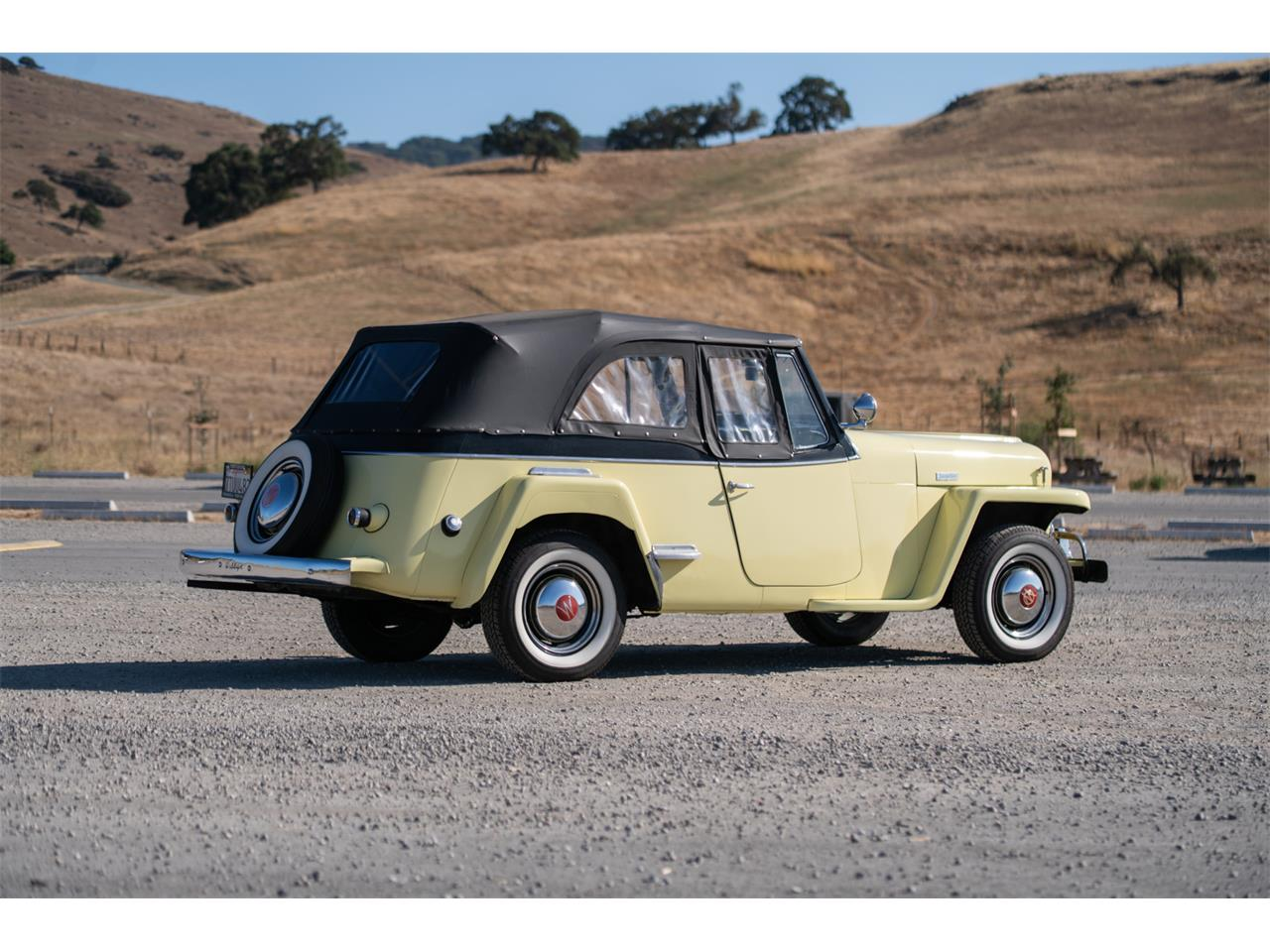 Large Picture of 1949 Jeepster located in San Jose California Auction Vehicle - QP2N