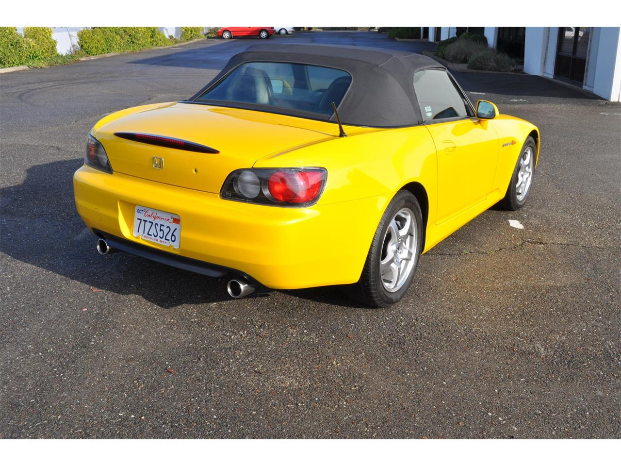 Large Picture of 2000 Honda S2000 located in California Offered by Bring A Trailer - QP2U