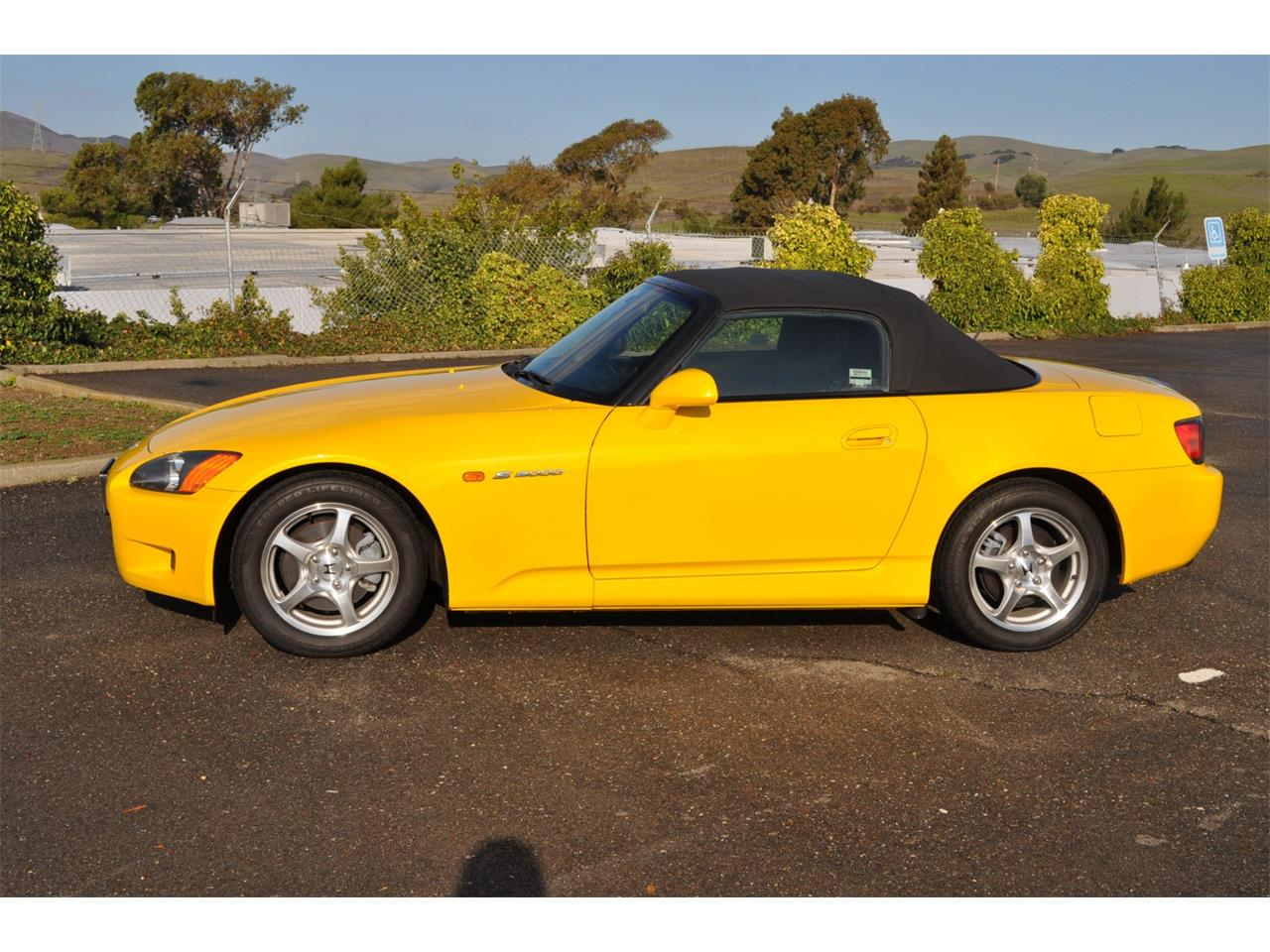 Large Picture of 2000 S2000 Offered by Bring A Trailer - QP2U