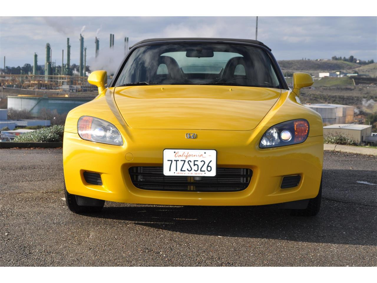 Large Picture of '00 Honda S2000 Auction Vehicle Offered by Bring A Trailer - QP2U