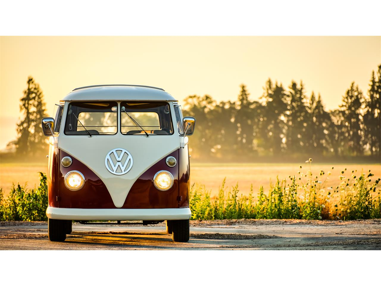 Large Picture of 1966 Volkswagen Bus Offered by Bring A Trailer - QP3E