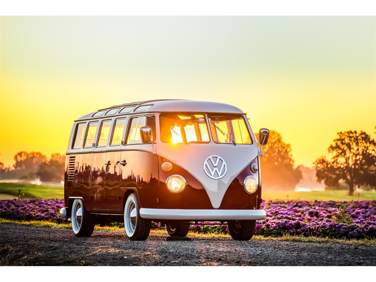 Large Picture of Classic '66 Volkswagen Bus located in Portland Oregon Offered by Bring A Trailer - QP3E