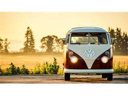 Picture of Classic '66 Volkswagen Bus Auction Vehicle Offered by Bring A Trailer - QP3E