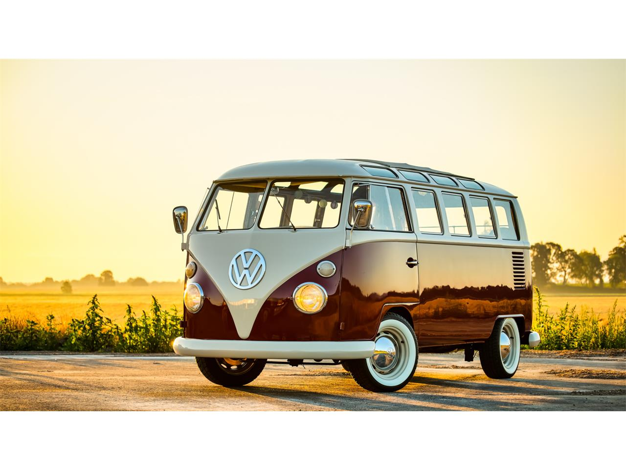 Large Picture of 1966 Volkswagen Bus Auction Vehicle Offered by Bring A Trailer - QP3E