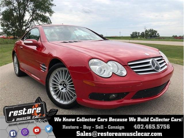 Picture of '04 SL55 - QP3W