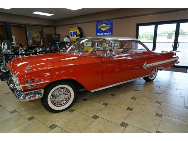 Picture of '60 Chevrolet Impala located in Florida Auction Vehicle - QP3X