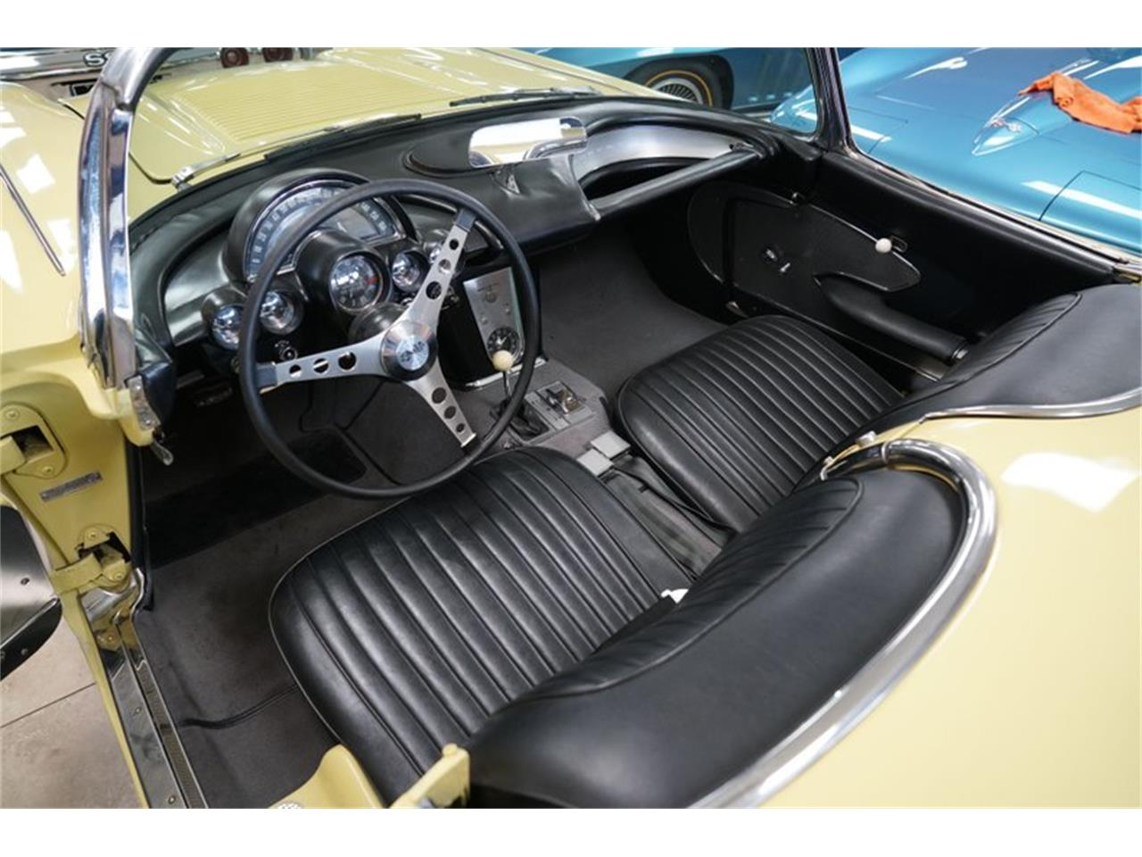 Large Picture of Classic '58 Corvette located in Venice Florida Auction Vehicle - QP3Y