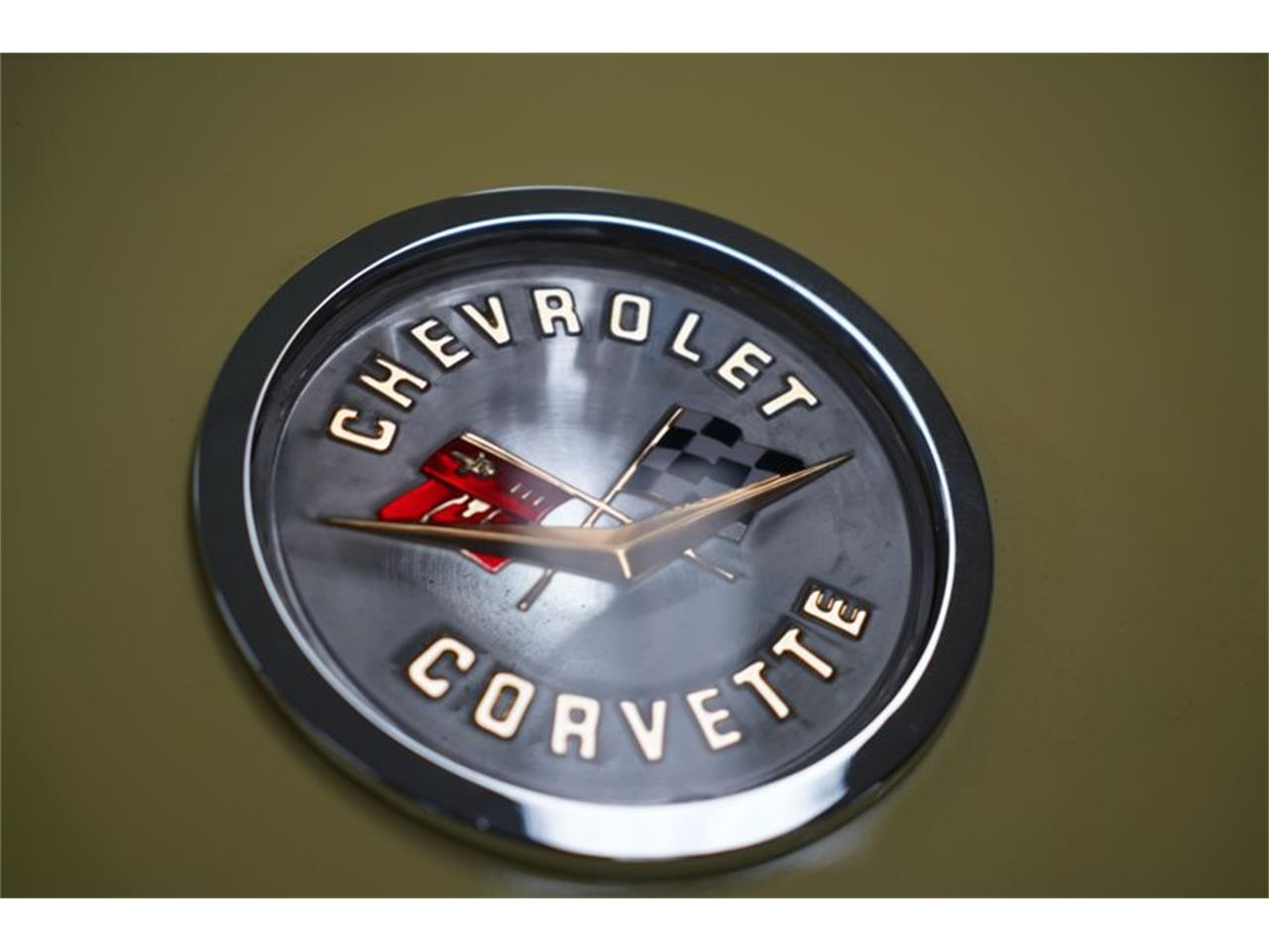 Large Picture of Classic '58 Chevrolet Corvette located in Venice Florida Offered by Ideal Classic Cars - QP3Y