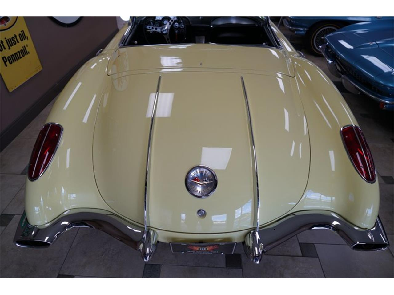 Large Picture of Classic '58 Corvette located in Florida Auction Vehicle Offered by Ideal Classic Cars - QP3Y