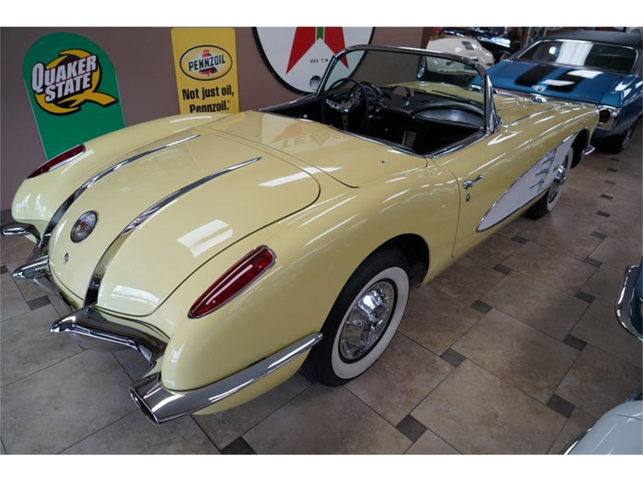 Large Picture of Classic 1958 Corvette located in Venice Florida Auction Vehicle - QP3Y