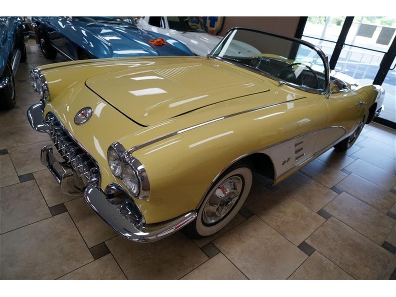 Large Picture of 1958 Corvette Offered by Ideal Classic Cars - QP3Y