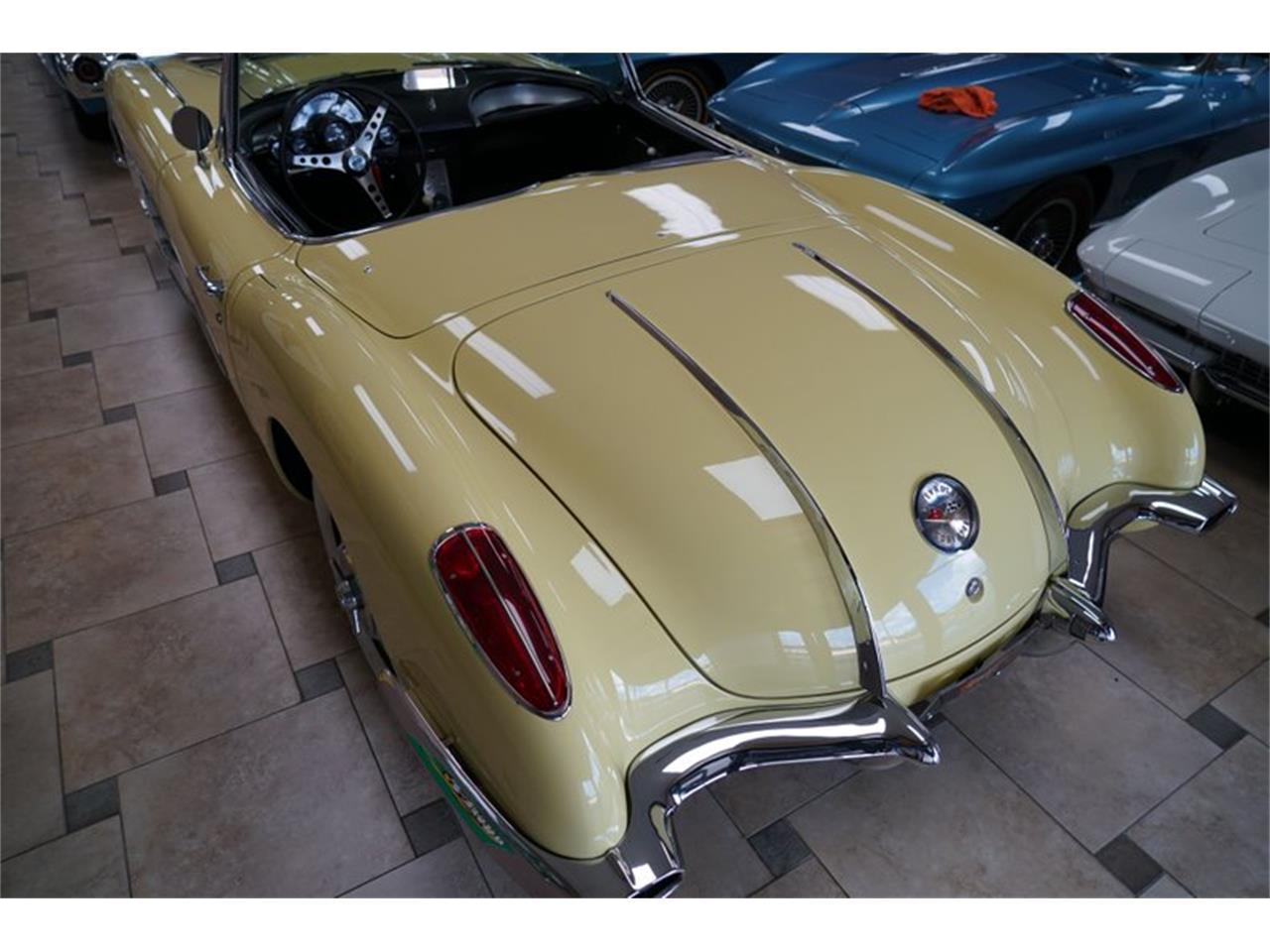 Large Picture of Classic 1958 Corvette - QP3Y