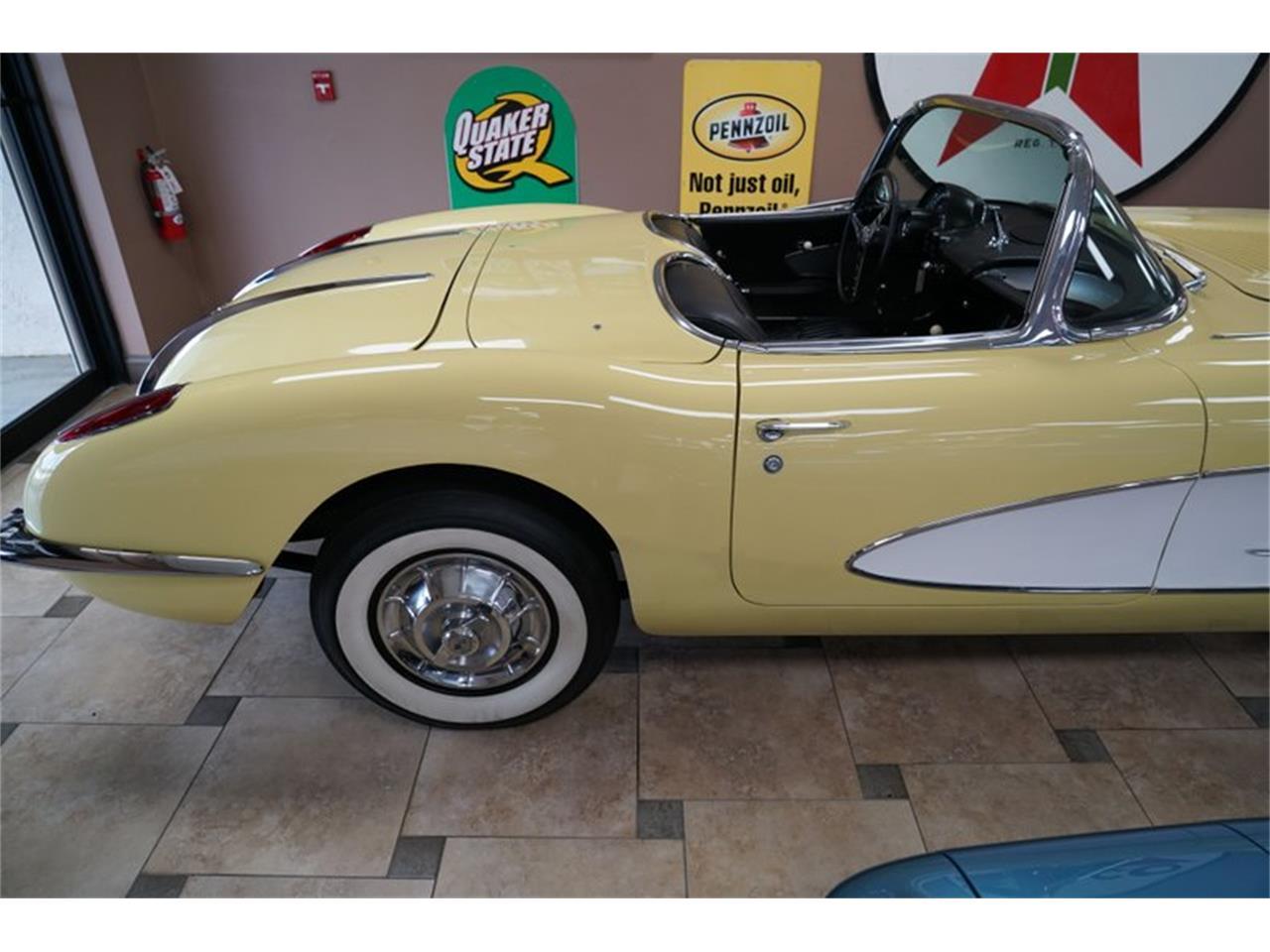 Large Picture of '58 Chevrolet Corvette Auction Vehicle - QP3Y