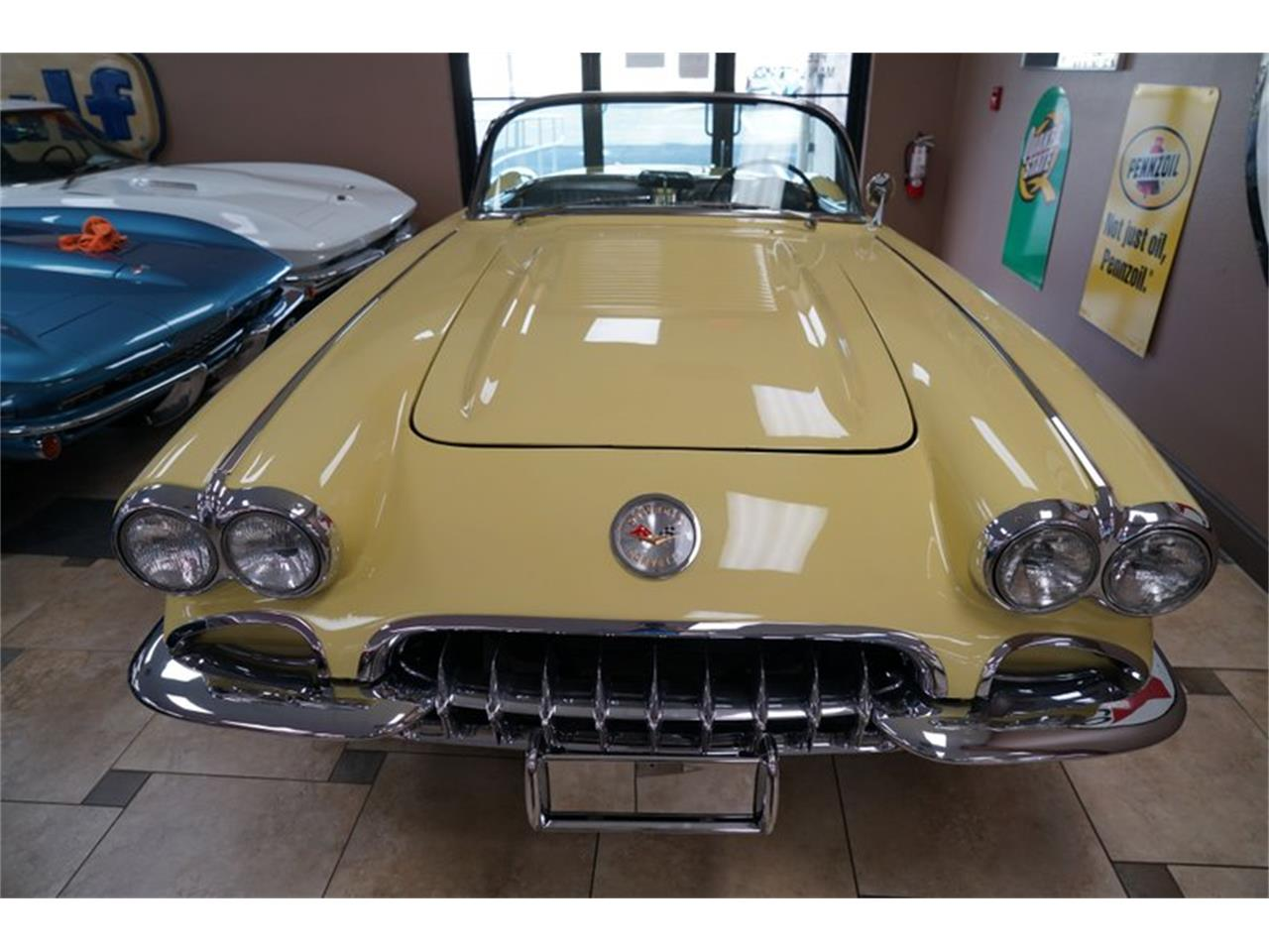 Large Picture of Classic 1958 Chevrolet Corvette located in Venice Florida Auction Vehicle Offered by Ideal Classic Cars - QP3Y