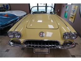 Picture of '58 Chevrolet Corvette located in Florida Offered by Ideal Classic Cars - QP3Y