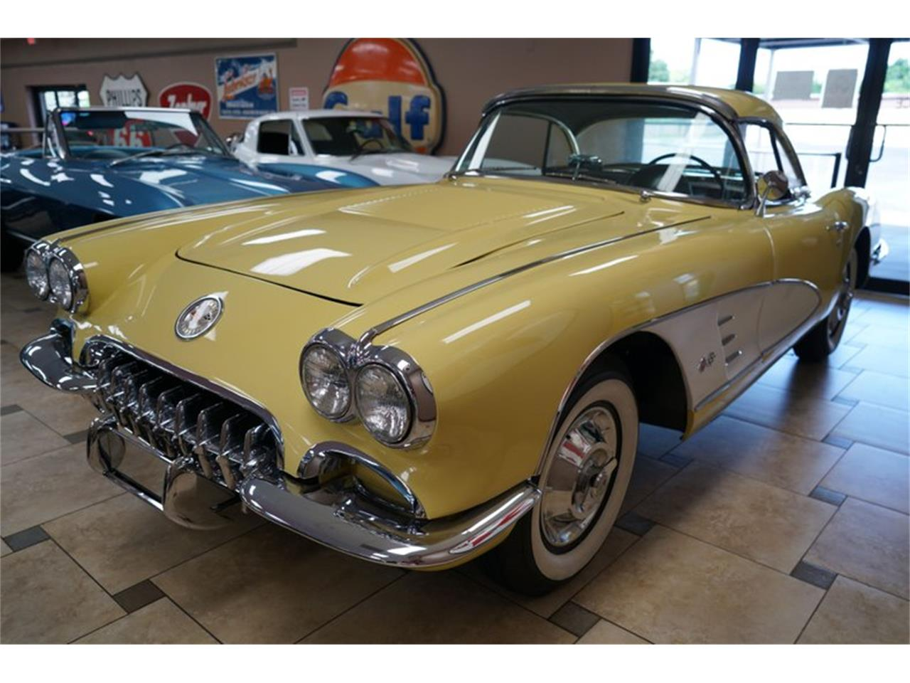 Large Picture of Classic 1958 Chevrolet Corvette Offered by Ideal Classic Cars - QP3Y