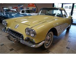 Picture of Classic '58 Chevrolet Corvette Auction Vehicle - QP3Y