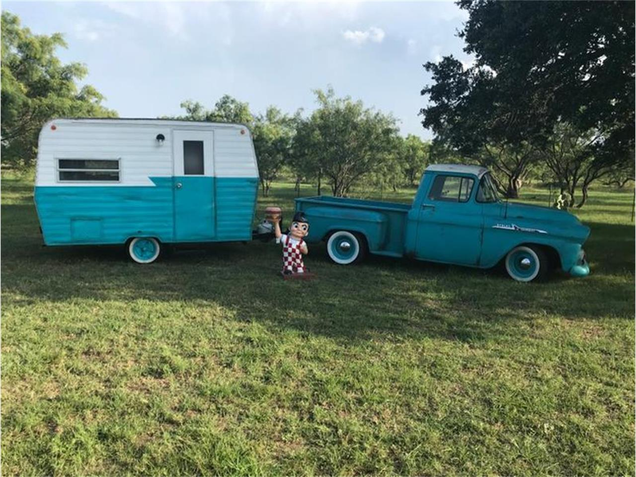 Large Picture of Classic '56 3100 located in Texas - $26,500.00 Offered by Street Dreams Texas - QP3Z