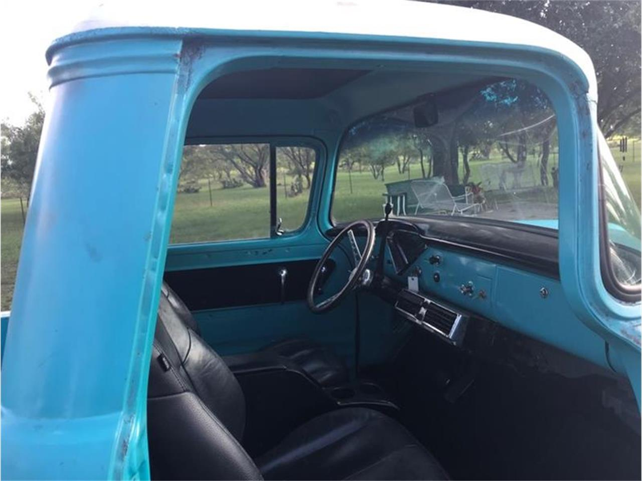 Large Picture of 1956 Chevrolet 3100 located in Texas Offered by Street Dreams Texas - QP3Z