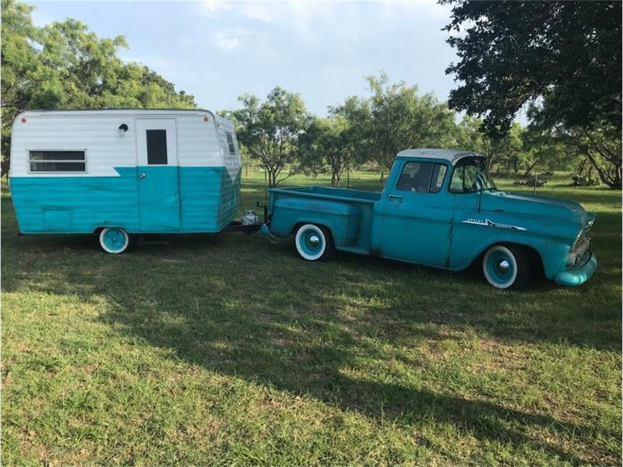 Large Picture of Classic 1956 3100 located in Fredericksburg Texas - $26,500.00 - QP3Z