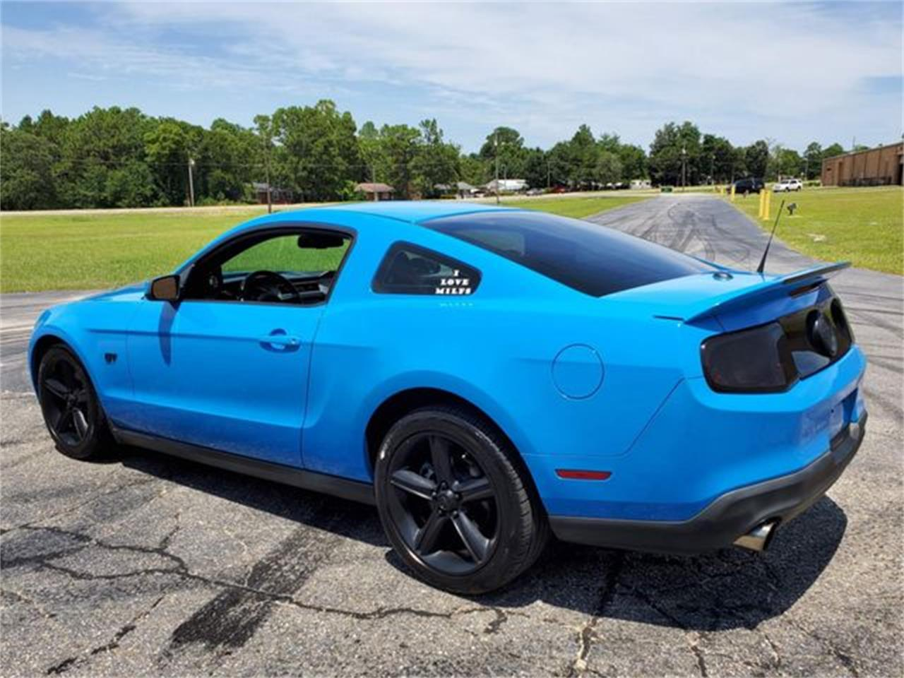Large Picture of '10 Mustang - QP44