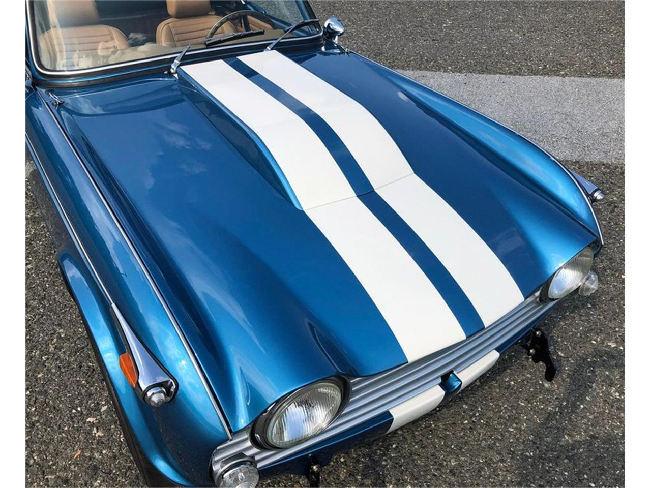 Large Picture of '66 TR4 - QP4D