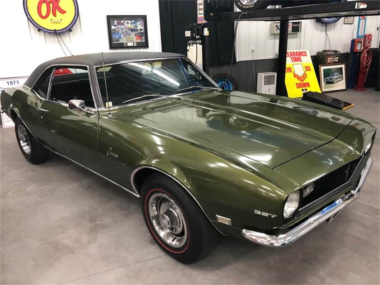 Large Picture of '68 Camaro - QP4I