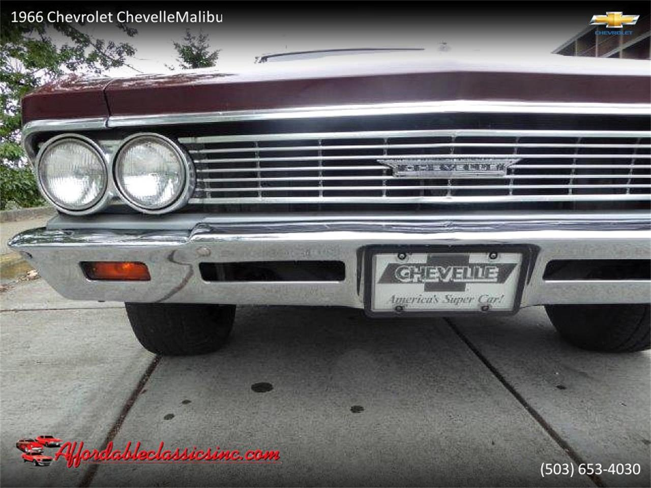 Large Picture of '66 Chevelle Malibu - QP4L